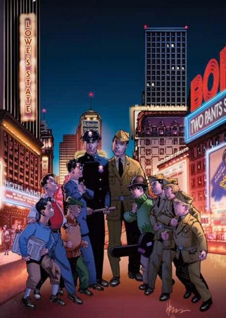 The Newsboy Legion and Boy Commandos Special #1