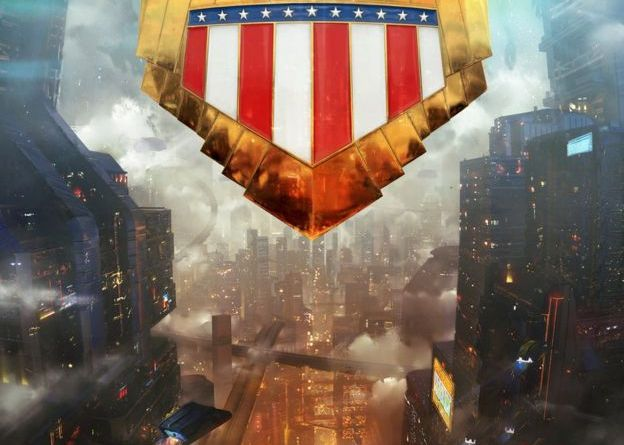 Judge Dredd - Mega-City One Poster