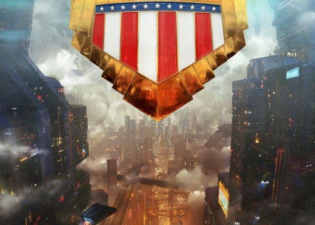 Judge Dredd - Mega-City One Poster