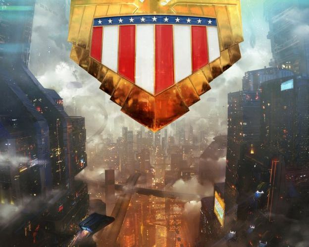 New 2000AD Thrill Cast offers more insider views on Judge Dredd: Mega-City One