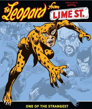 Leopard from Lime Street - Final Cover