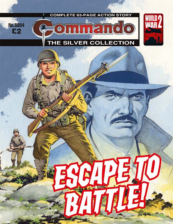 Commando 5034: Silver Collection - Escape to Battle