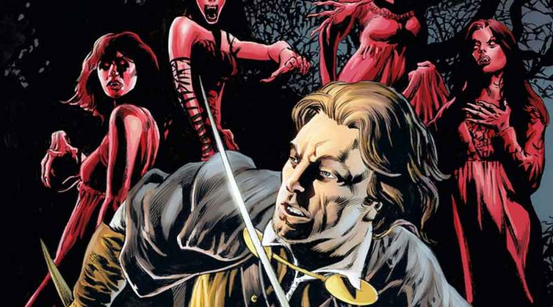 Captain Kronos #1​ ​Cover A: Mike Perkins