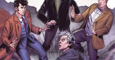 Doctor Who: The Lost Dimension - Alpha C: Rachael Stott and Luis Guerrero​