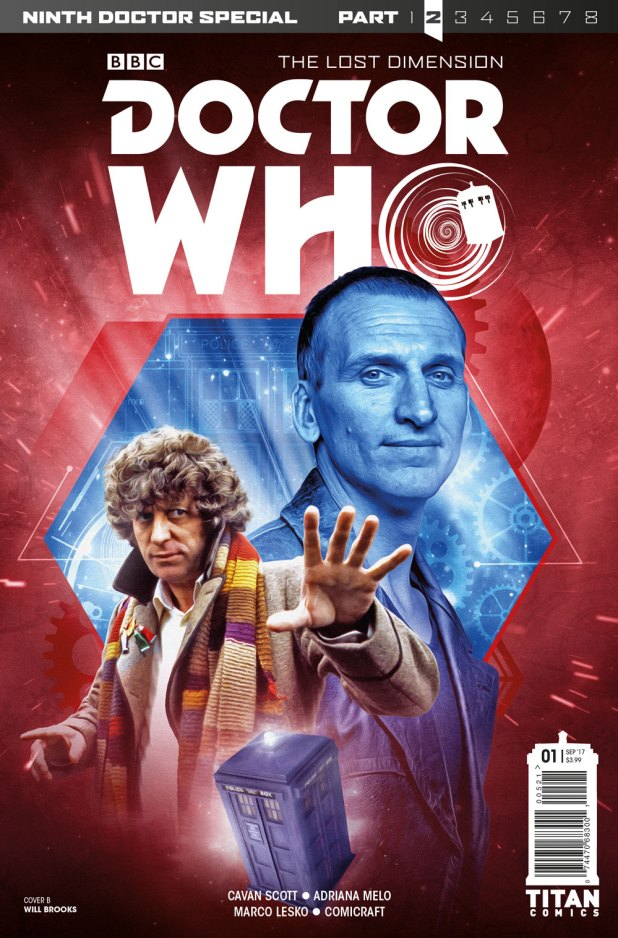 Doctor Who: The Ninth Doctor Special - Lost Dimension - Part 2 Cover B: Photo