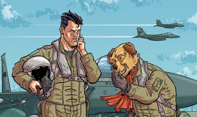Dastardly & Muttley #1 Cover by Mauricet SNIP