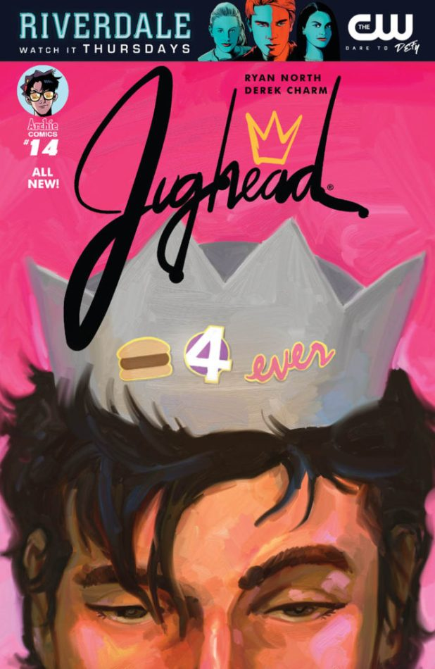 Jughead #14 Variant Cover by Chip Zdarsky
