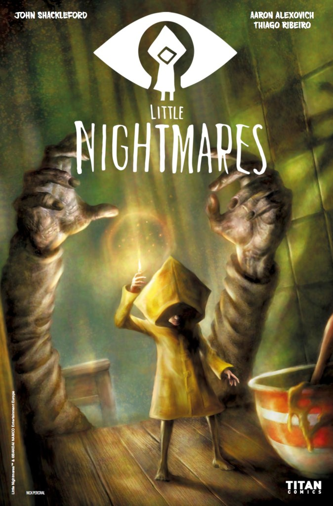 Little Nightmares #1 Cover B by Nick Percival