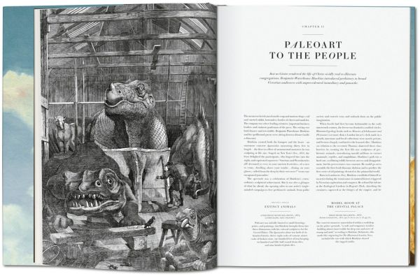 Paleoart: Visions of the Historic Past - Sample Art
