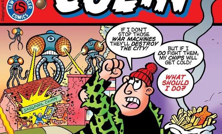 Combat Colin #1 - Cover