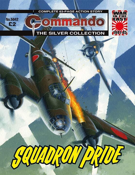 Commando 5042: Silver Collection - Squadron Pride