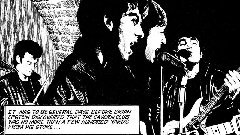 """Rebellion to publish Look-In's """"The Beatles Story"""" by Angus Allan and Arthur Ranson"""