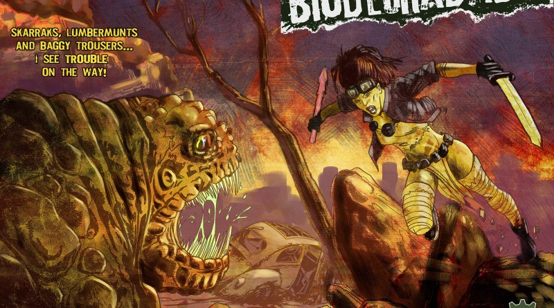 100% Biodegradable Issue 17 - Wraparound Cover