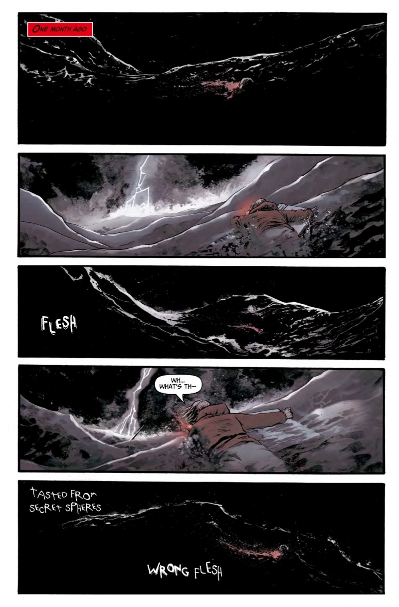 Hook Jaw Volume 1 - Collection Sample 1