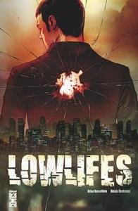 Lowlifes Cover - Glénat (Small)