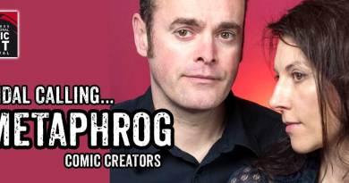 Metaphrog LICAF 2017 Banner