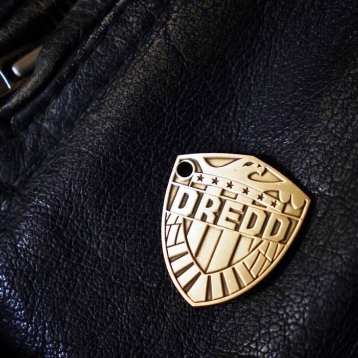 Yesterdays - Judge Dredd Pin (Badge)