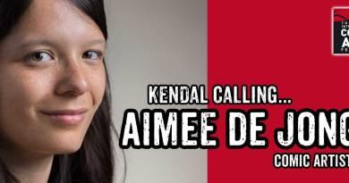 Aimee de Jongh - LICAF 2017 Banner
