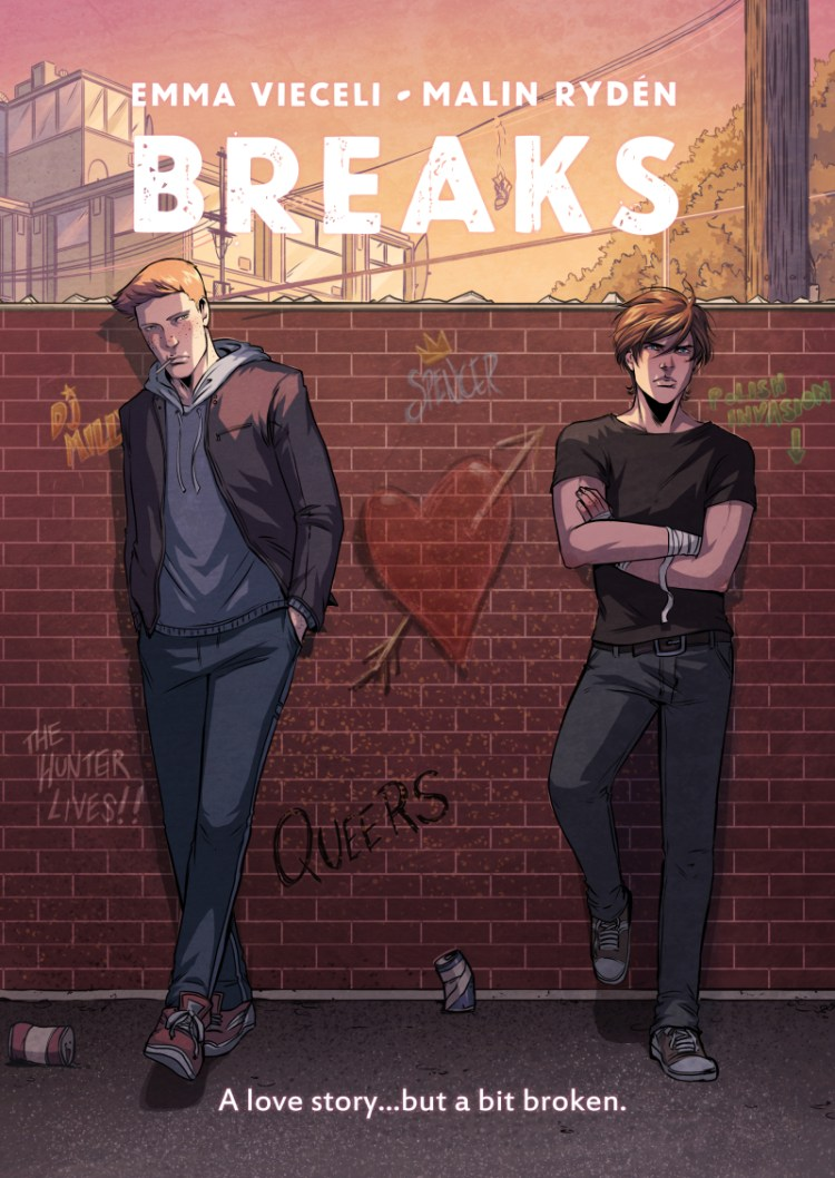 BREAKS - Cover - Emma Vieceli