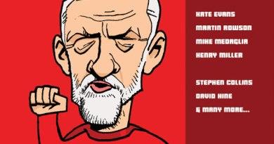 The Corbyn Comic Book