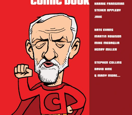 The Corbyn Comic Book