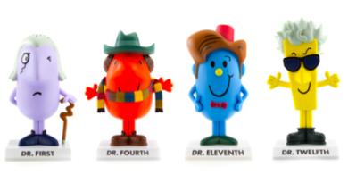 Dr Men Figures