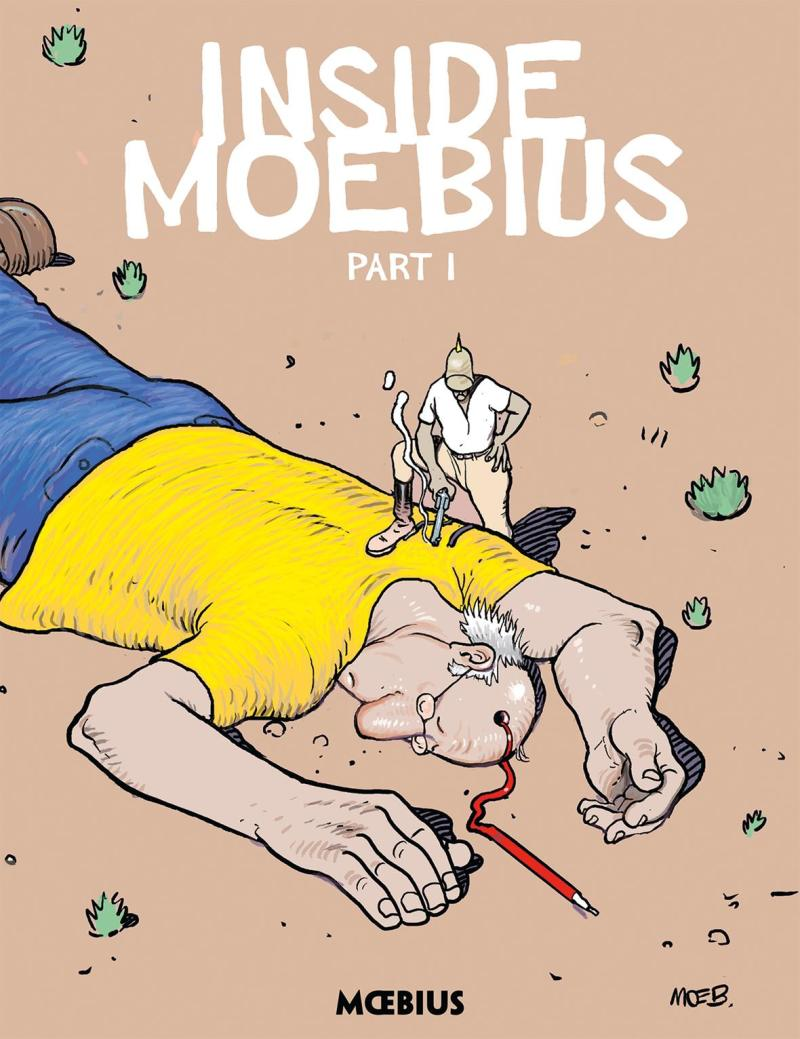 Moebius Library: Inside Moebius Part 1