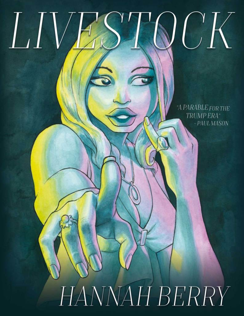 Livestock - Cover by Hannah Berry
