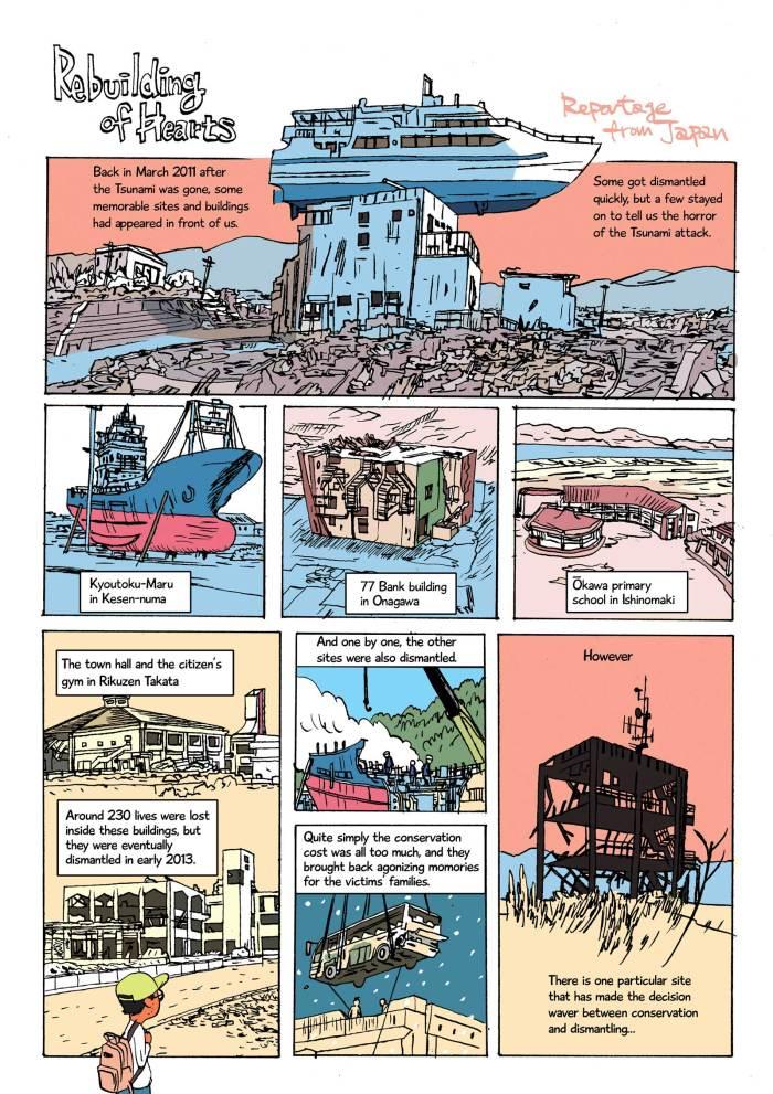 Rebuilding of hearts Page 1 by Fumio Obata