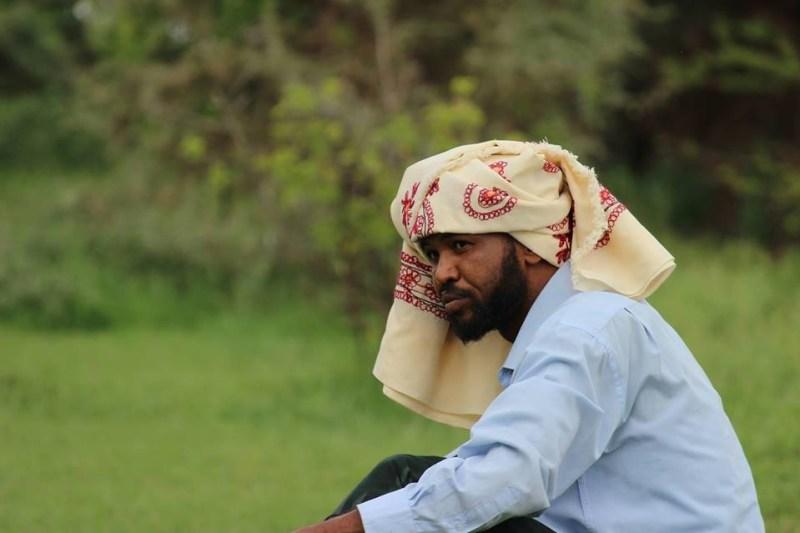 Poet Xasan Daahir Weedhsame