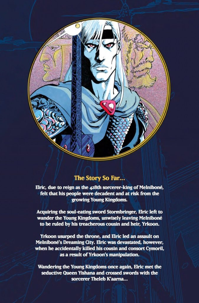 Elric - The Vanishing Tower - Introduction