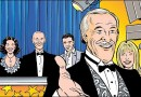 Farewell to Bruce Forsyth, TV – and comic strip – star