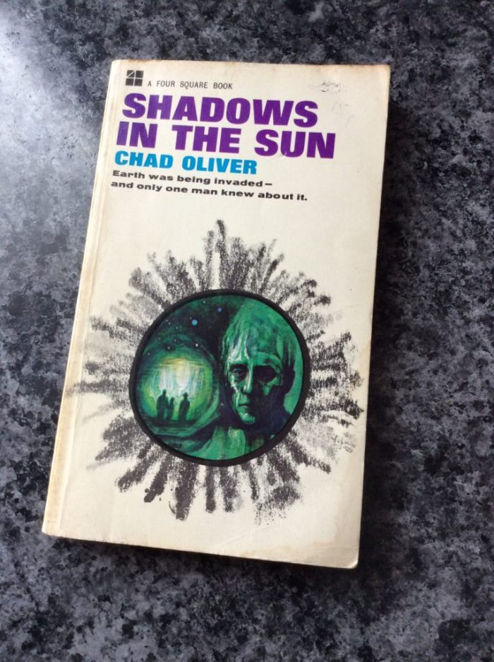 Shadows in the Sun - 1965 Cover