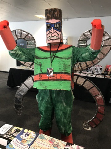 London Super Comic Con 2017 - Doc Ock