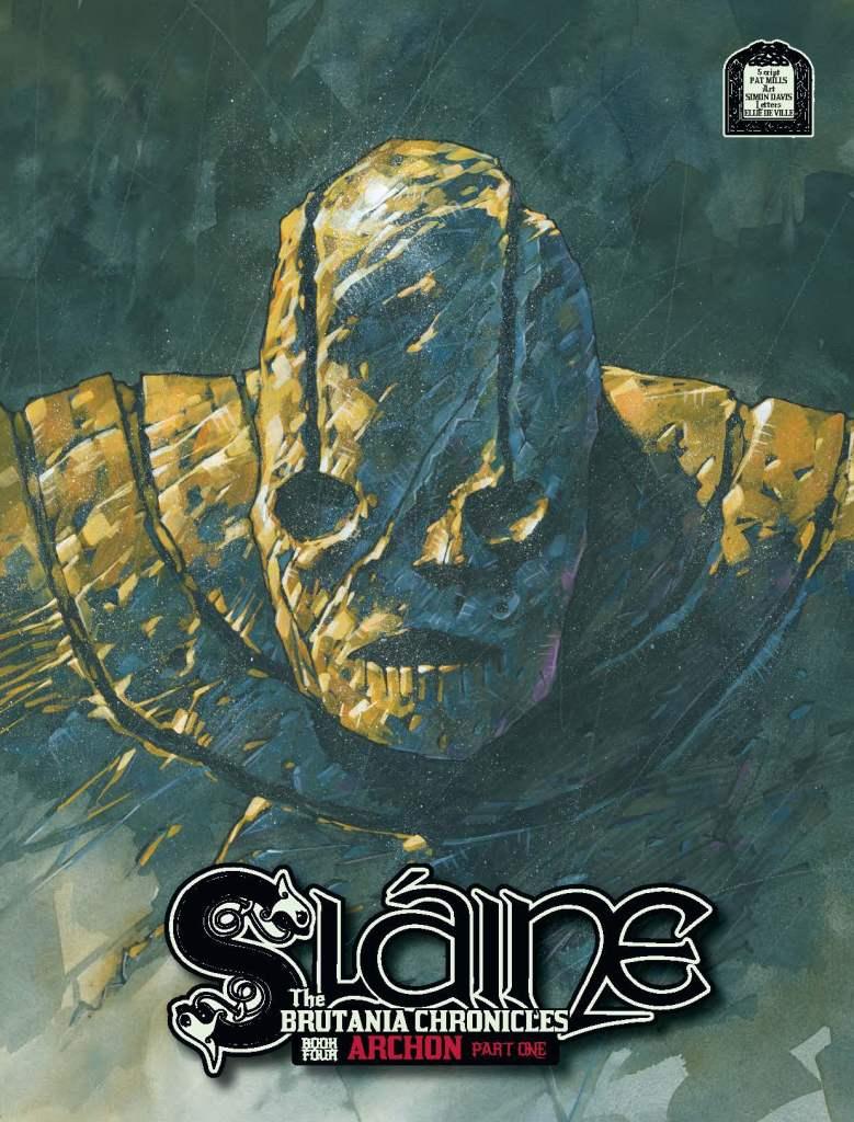 2000AD Prog 2050 - Sláine - Archon (Part 1)
