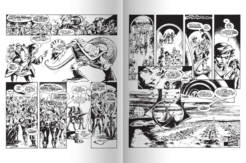 2000AD The Ultimate Collection Issue 2 - Sample 5