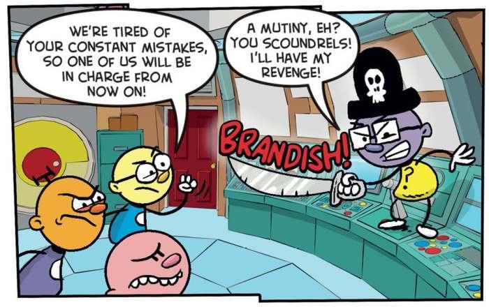 Beano 3904 - The Numskulls