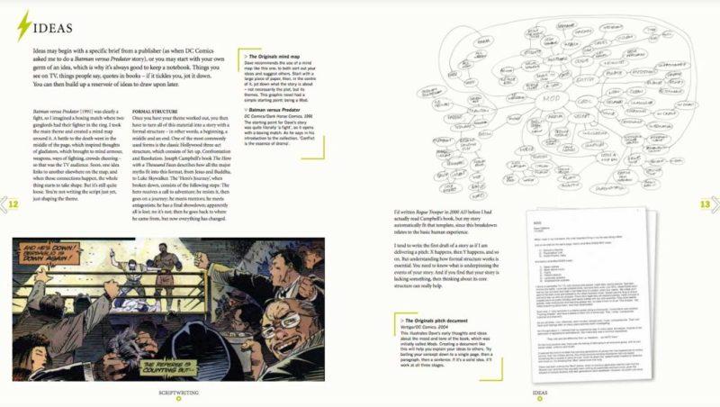 How Comics Work Sample 2