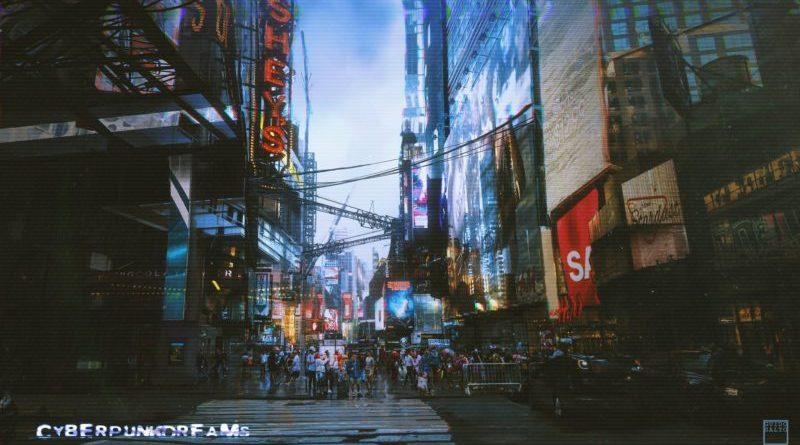 cyberpunkdreams -Art - SNIP