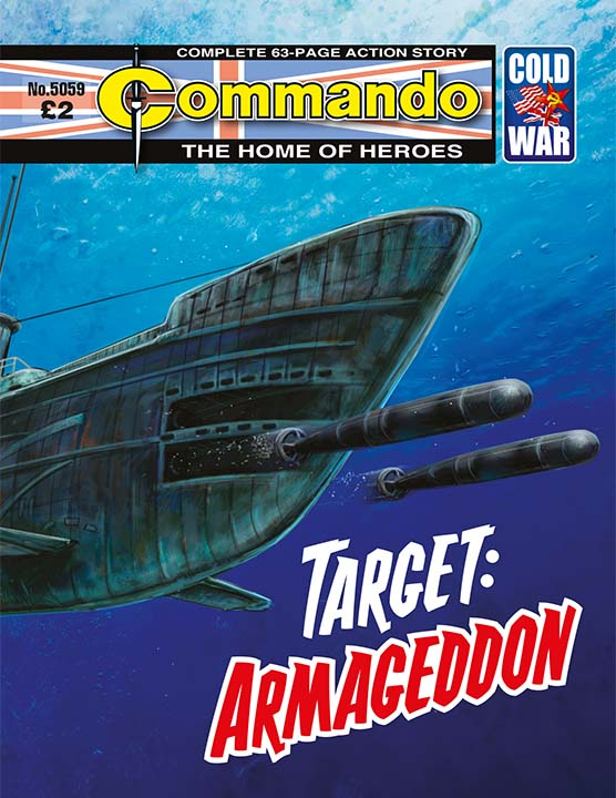 Commando 5059: Home of Heroes: Target: ARMAGEDDON