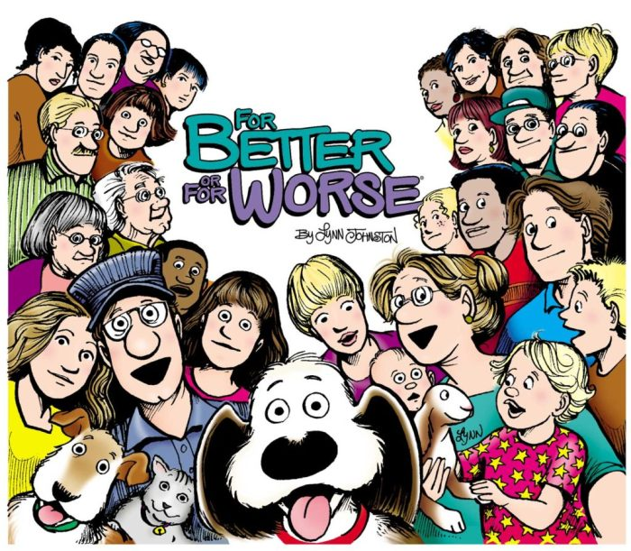 For Better or Worse - Cast