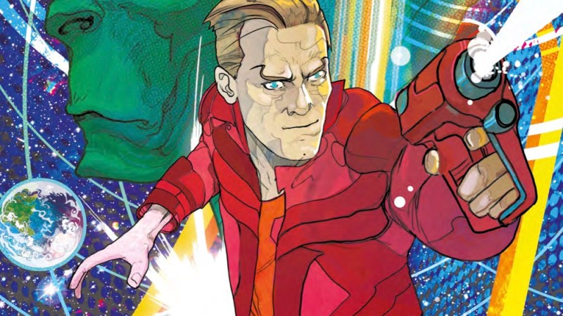 Out Today: Dan Dare #1 – Sneak Peek