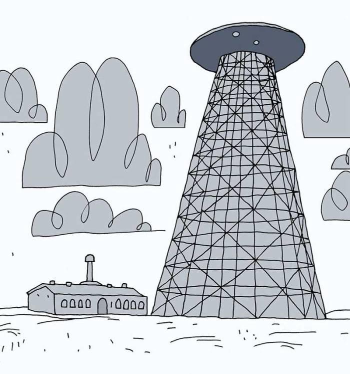 Graphic Science - Nikola Tesla