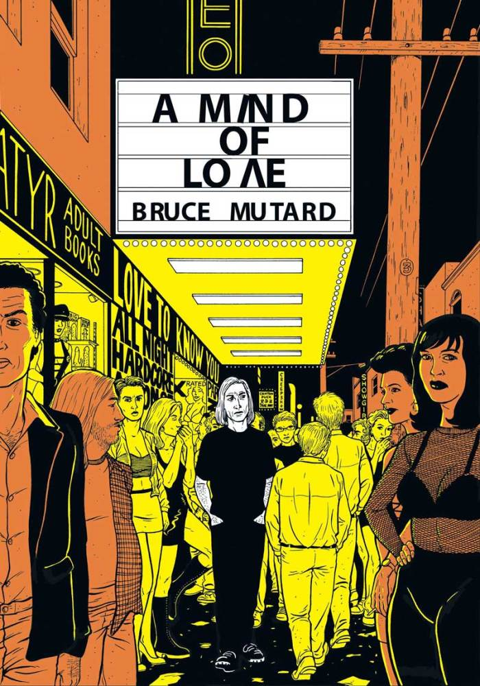 A Mind of Love by Bruce Mutard
