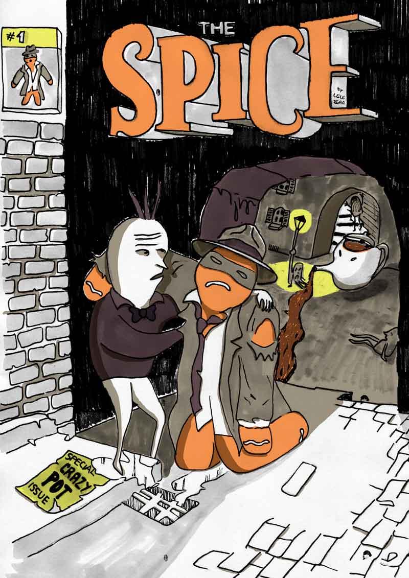 The Spice by Lele Saa