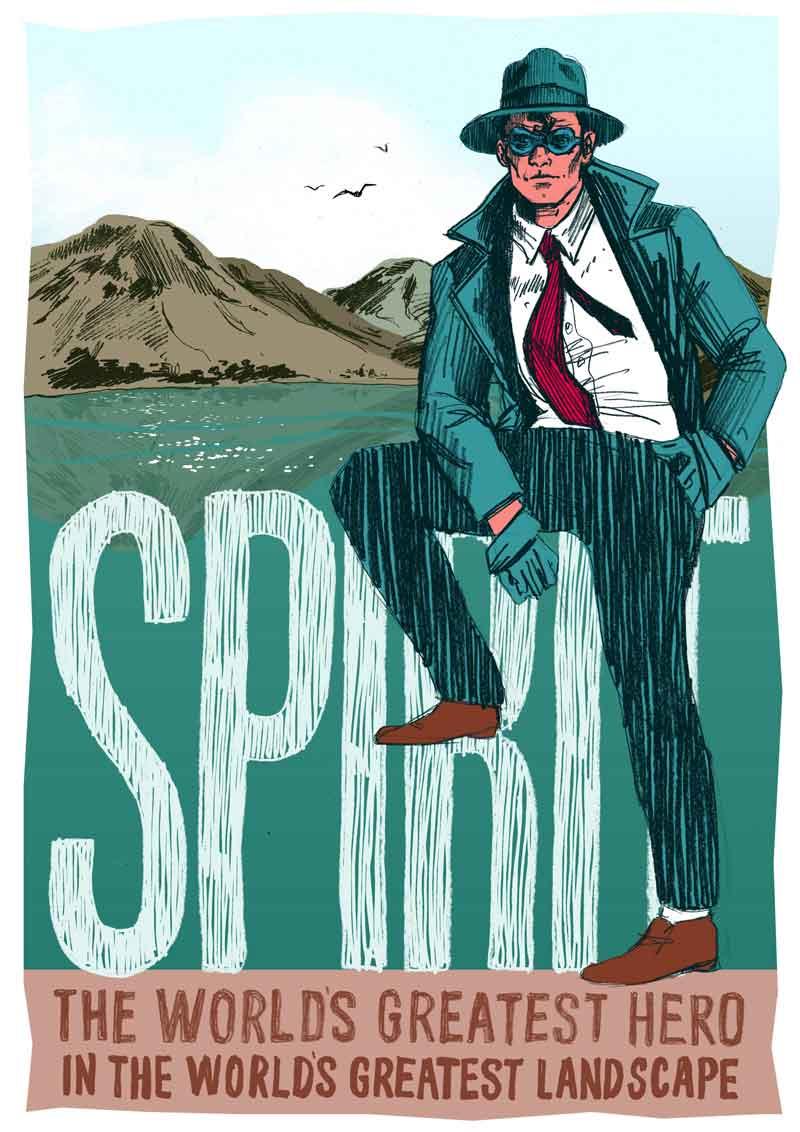Spirit in the Lakes by Hazel P Mason