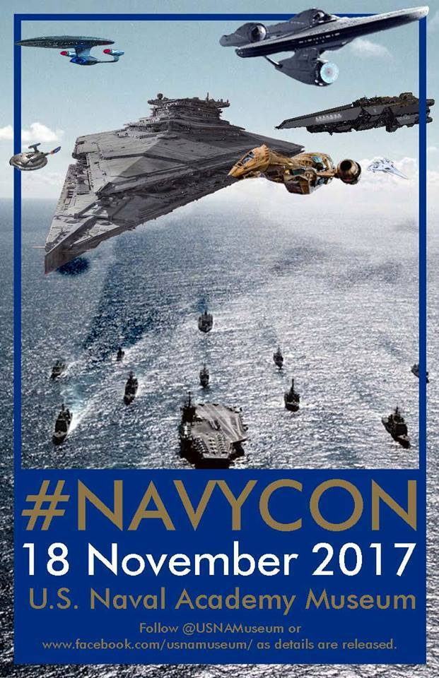 US #NavyCon 2017 Poster