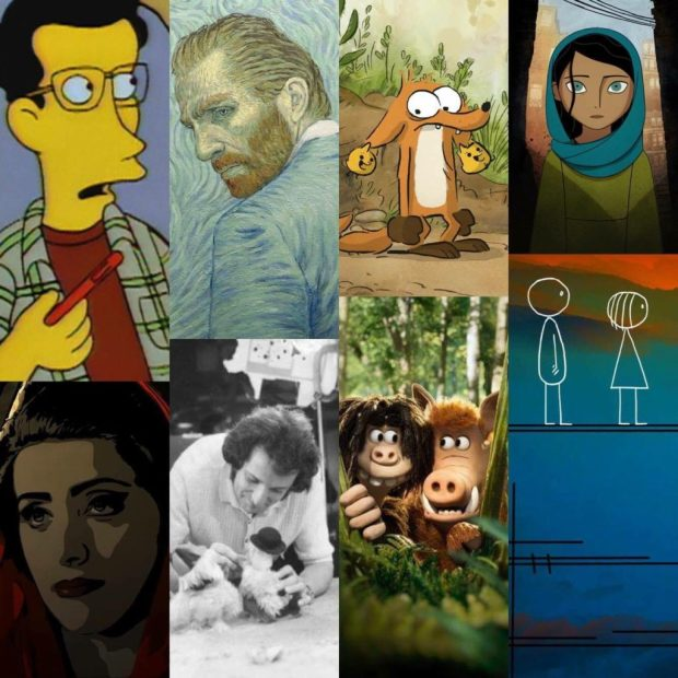 Manchester Animation Festival 2017 Montage