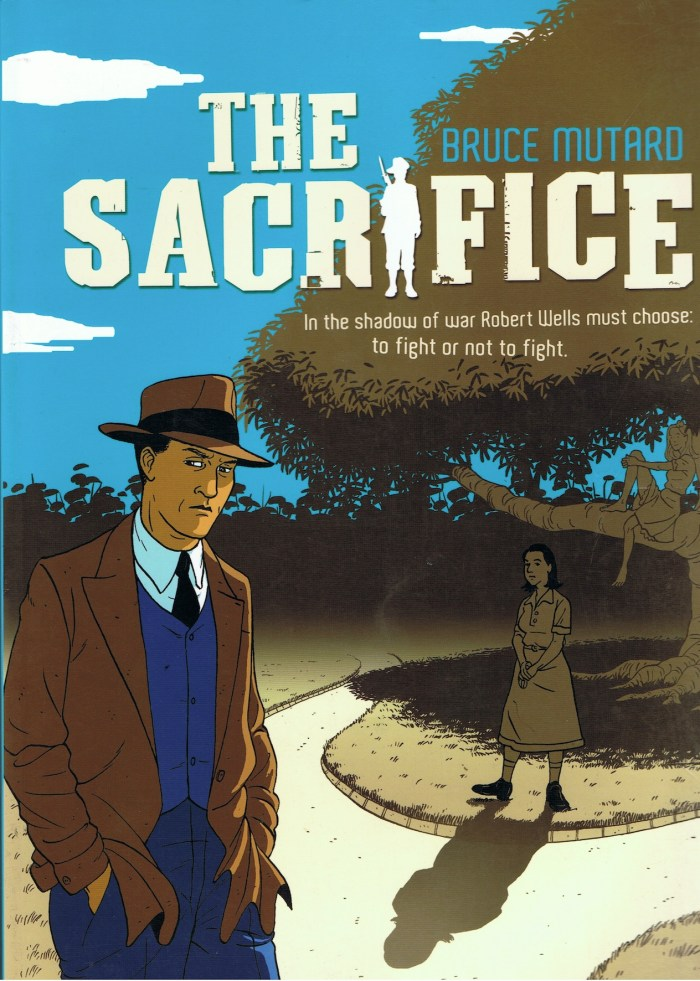 The Sacrifice by Bruce Mutard