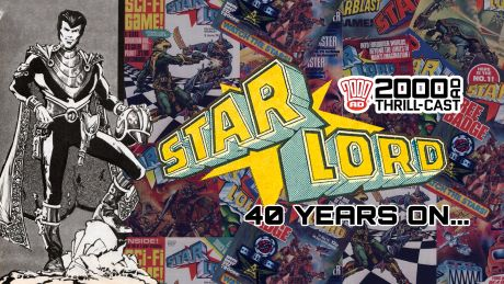 2000AD Starlord - 40 Years On Thrillcast